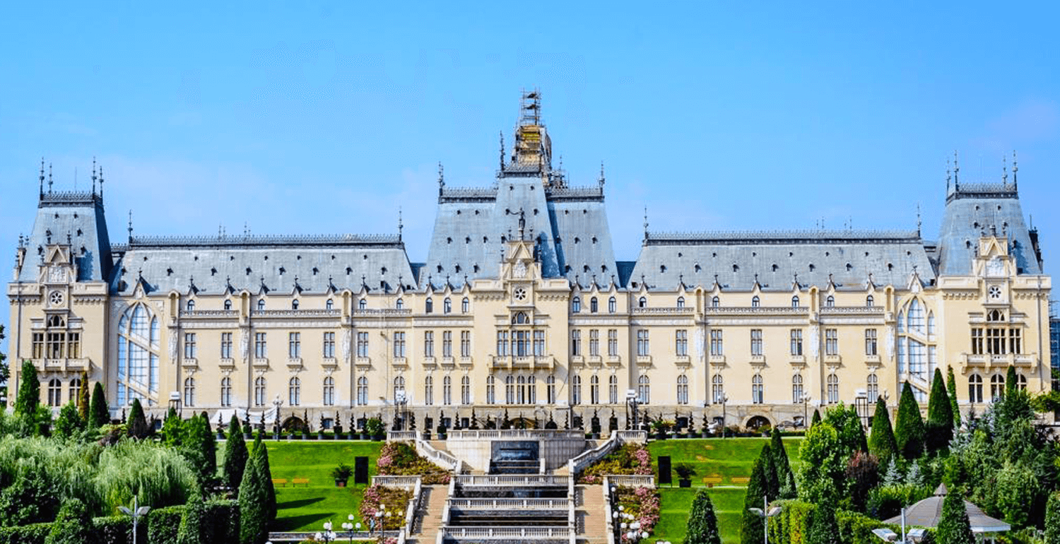 Iasi walking tour
